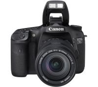 Canon EOS 7D DSLR with Canon EF-S 18-135mm IS lens