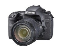 Canon EOS 7D DSLR Camera with EF-S 15-85mm IS USM Lens