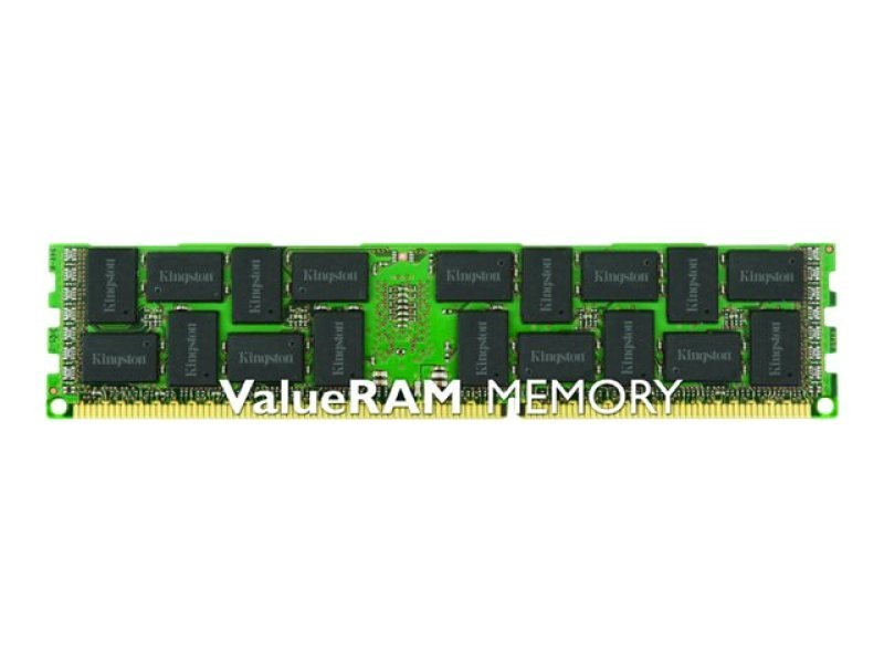 Kingston 8GB 1600MHz DDR3 ECC Reg CL11 DIMM SR x4 w/TS
