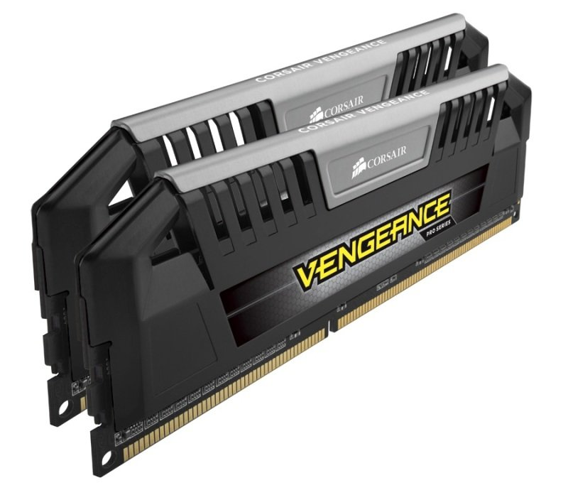 Corsair 16GB (2x8GB) DDR3 1600MHz Vengeance Pro Kit - Black