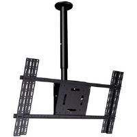 Universal H/duty Ceiling Mount Black