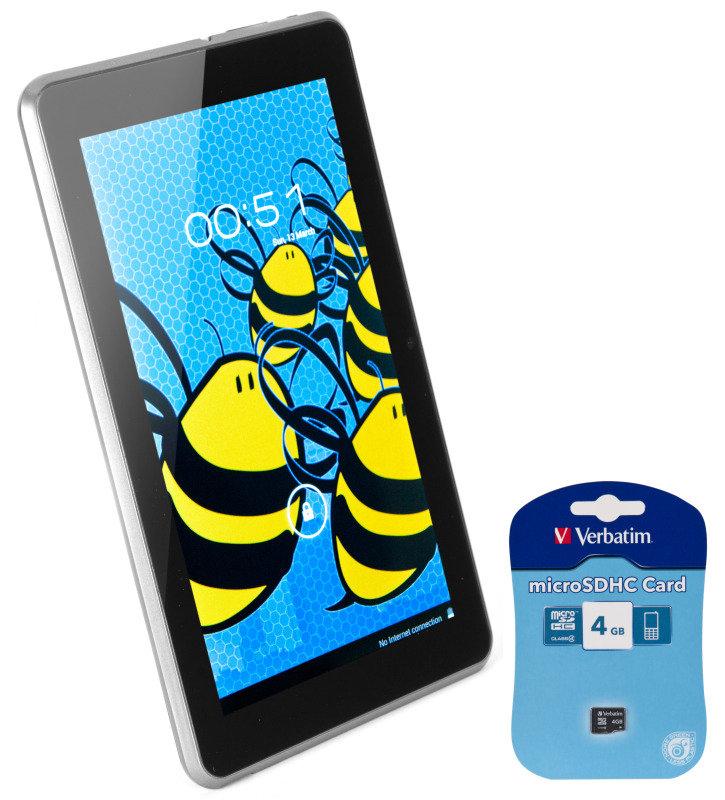 Busbi 7 Dual Core Tablet PC Bundle