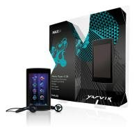 YARVIK MAXM MEDIA PLAYER 4 GB BLACK
