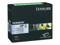 Lexmark Toner Cartridge Black - For T520/522 Prebate