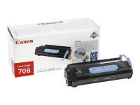 Canon 706 Black Laser Toner Cartridge