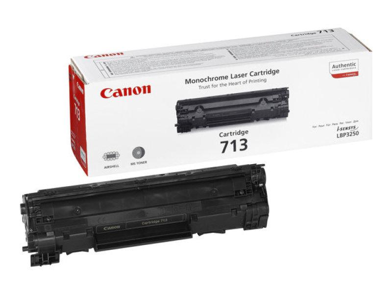 Canon Black 713 Toner Cartridge