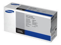 Samsung MLT-D116L High Yield Black Toner Cartridge - 3,000 Pages