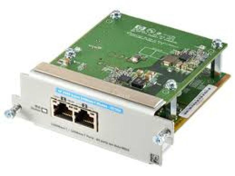HPE 2920 2-port 10GBASE-T Module