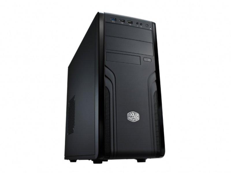 Cooler Master CM Force 500 USB 3.0 ATX Case + Elite 500W PSU