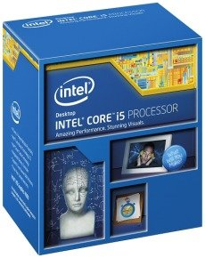 Intel Core i5 4570 3.20GHz Socket 1150 6MB Cache Retail Boxed Processor