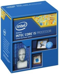 Intel Core i5 4670K 3.40GHz Socket 1150 6MB Cache Retail Boxed Processor