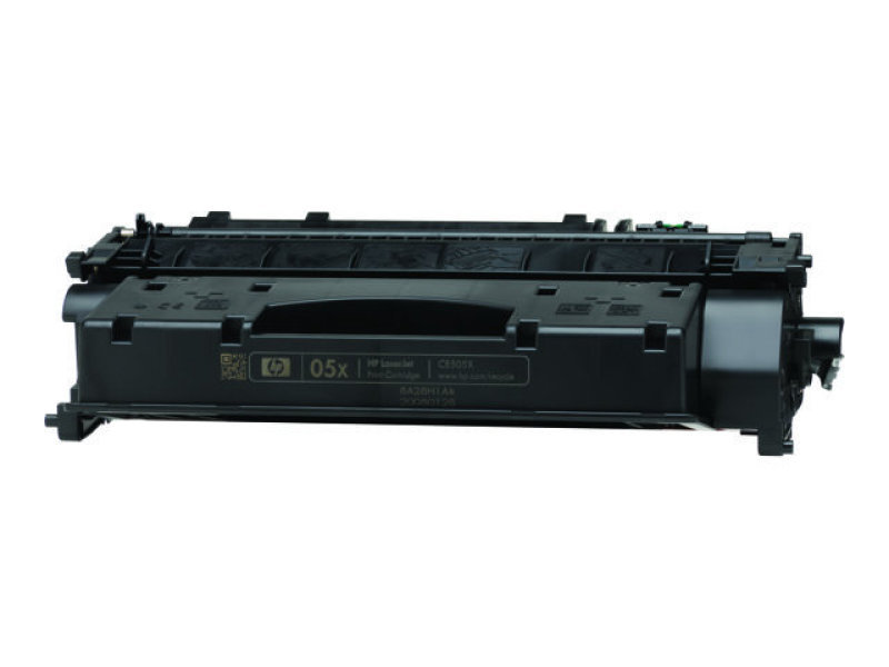 HP 05X Black Toner cartridge - CE505X