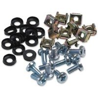 Dynamode M6 Cage Nut  Cup Washer  Screw (1set=50ea.)
