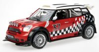 DX Mini Cooper DX112416 WRC R60 Full Function 1:24 RC Car Red/White