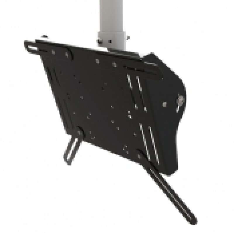"Universal Ceiling Mounted TV Bracket for 18"" to 32"" TVs."
