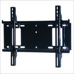 "Flat-to-wall Mount For Lcd Screens 23"" - 46"" Max Weight 68kg -"