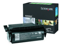 Lexmark 12A5845 Return Programme Toner For the Optra T (25,000 pages)