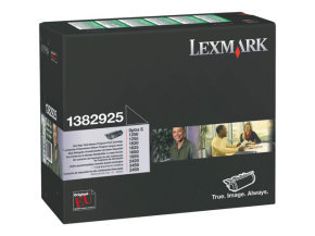 Lexmark 1382925 Black Toner Cartridge For Optra - 17.6K Pages