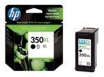 HP 350XL Black Ink Cartridge - CB336EE