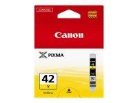 Canon Pixma Cli-42y Inkjet Cartridge Ylw
