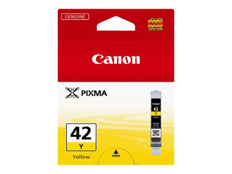 Canon Pixma CLI-42Y Yellow Inkjet Cartridge