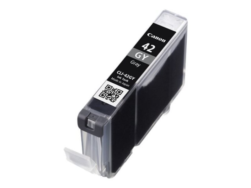 Canon Pixma CLI-42GY Inkjet Cartridge Grey