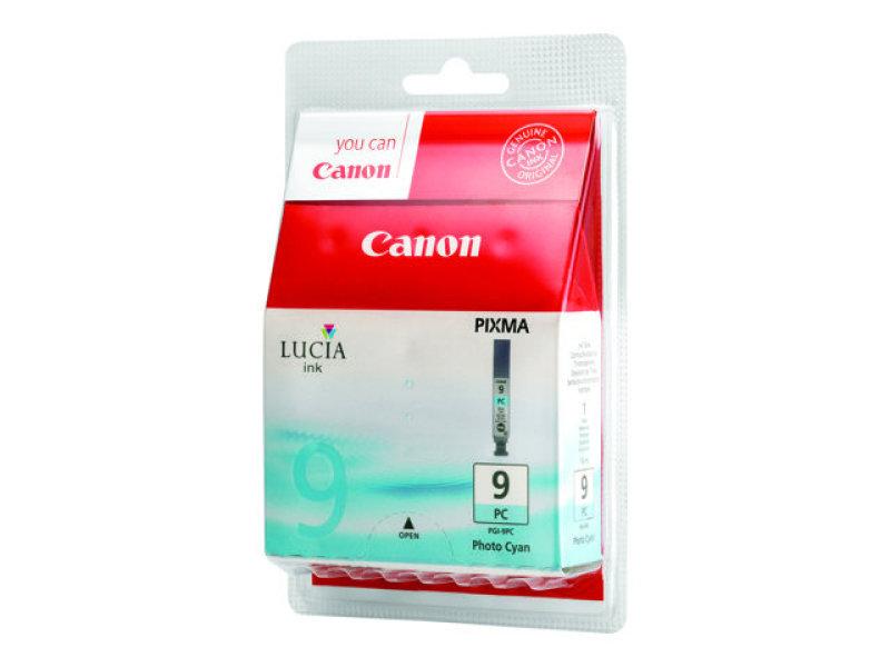 Canon PGI-9PC Photo Cyan Cartridge