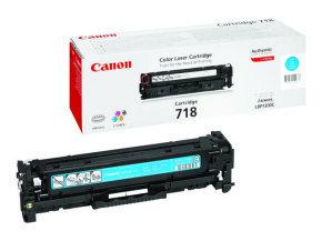 Canon Laser Toner Cartridge Clbp718 Cyan