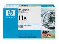 HP 11A Black Toner Cartridge - Q6511A