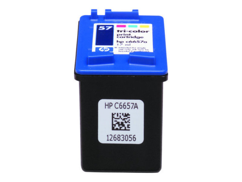 *HP 57 Colour Twin Ink Cartridge - C9503AE