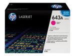 HP 643A Magenta Toner Cartridge 10,000 Pages - Q5953A