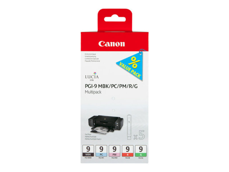 Canon PGI 9MBK Matte Black Ink Cartridge