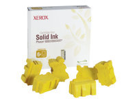 Xerox 108R00748  Solid Ink Yellow - Pack of 6