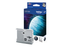 Brother LC970BK Black Ink Cartridge 350 Pages