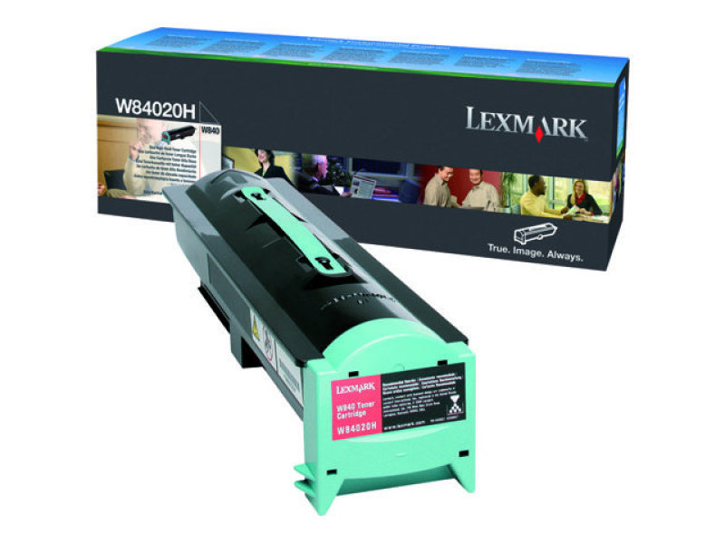 Lexmark - Toner cartridge black - 30000 pages