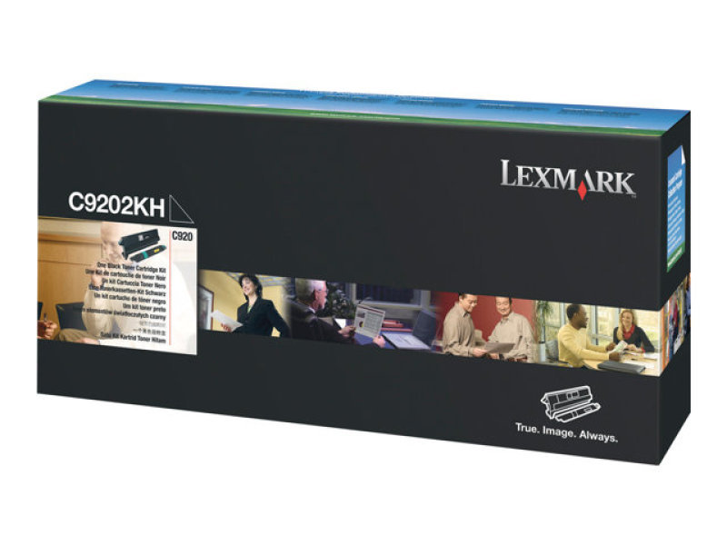 Lexmark C920 Black Toner Cartridge