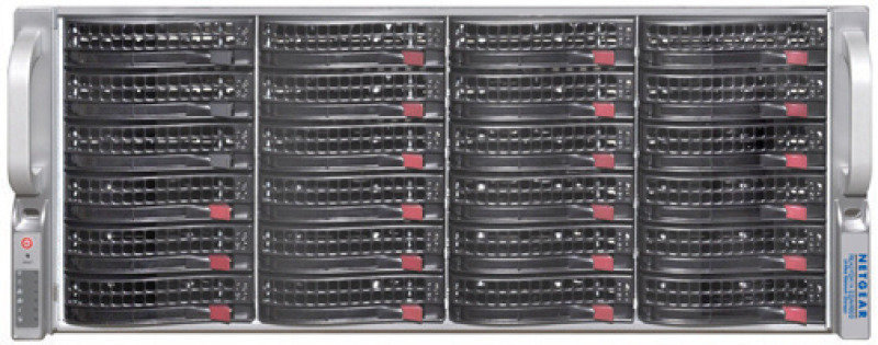 Netgear Readydata EDA4000 4u 24 bay Expansion Chassis