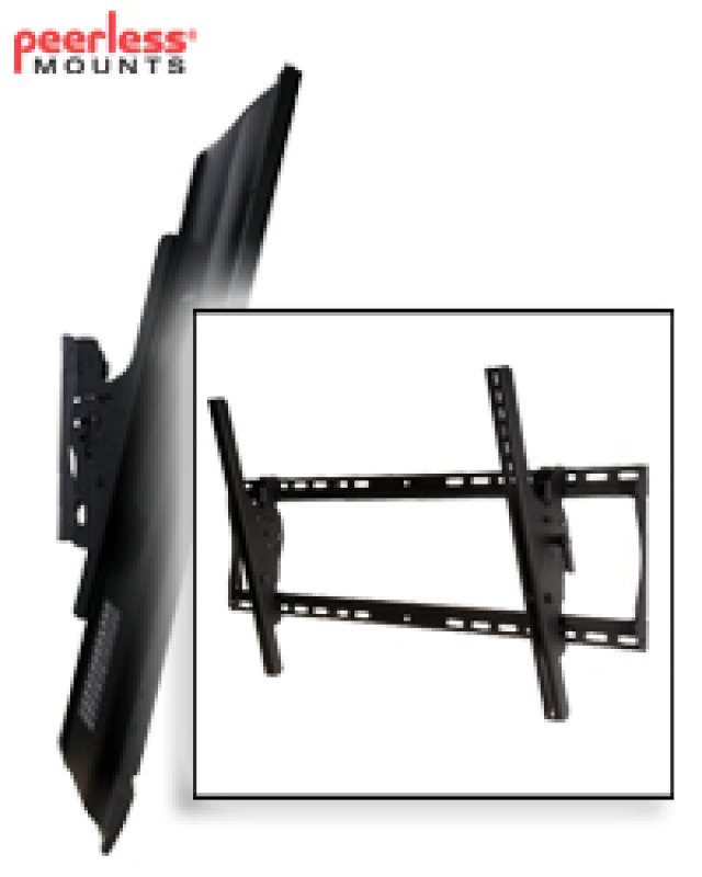"""Tilting Wall Mount For Lcd/plasma Screens 37"""" - 63"""" Max Weight"""