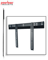 "Ultra Slim Flat-to-wall Mount For Ultra Thin Screens 37"" - 65"""