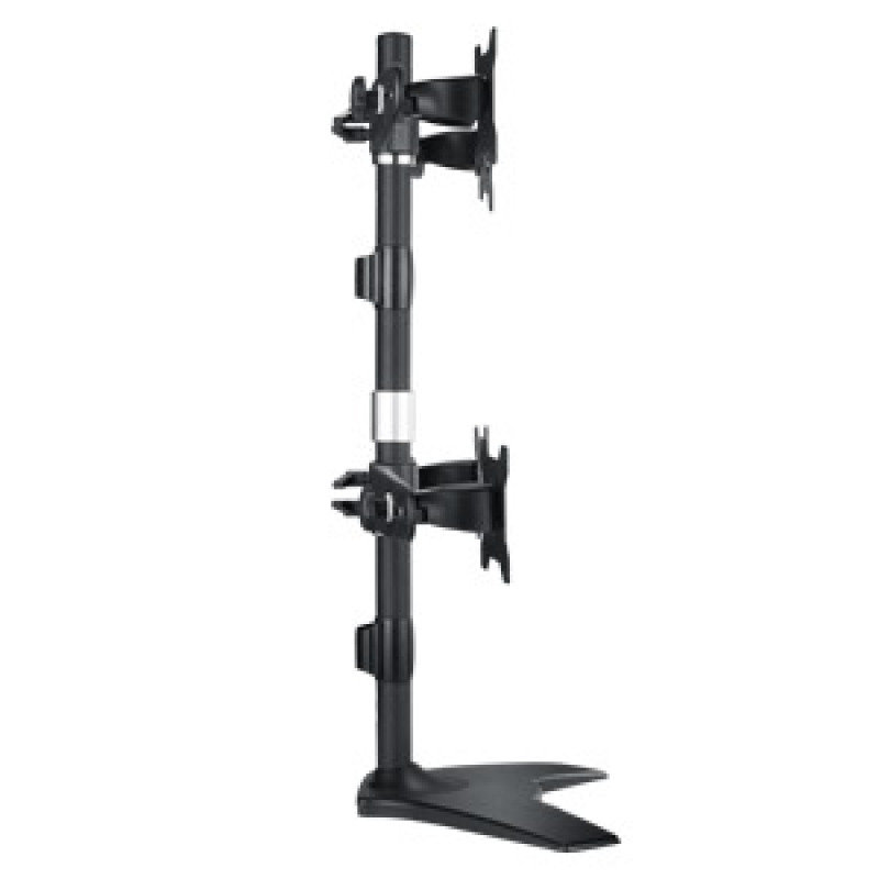 Image of AG Neovo DMS-01D Desk Mounting Stand for Dual Monitors