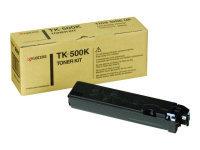 Kyocera Mita TK500K Black Toner Cassette 8k For FS-C5016N