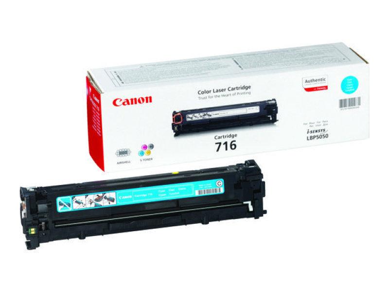 CANON 716 CYAN CARTRIDGE (CAN.LBP-5050)