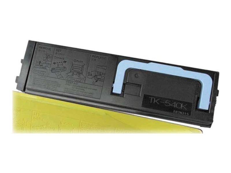 Kyocera TK-540K Black Toner Cartridge