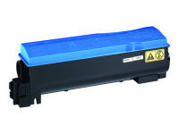 Kyocera TK-550C Cyan Laser Toner