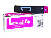 Kyocera TK-880M Magenta Laser Toner Cartridge