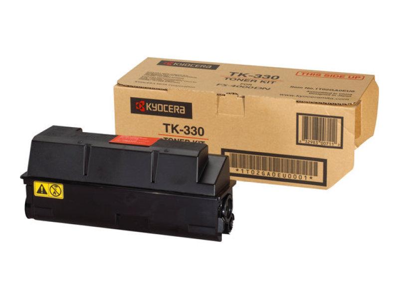 Kyocera TK-330 Black Toner Cartridge