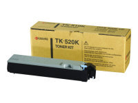 Kyocera TK-520K Black Toner Cartridge