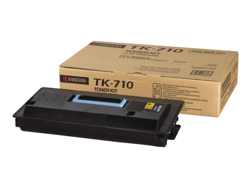 Kyocera Tk710 Toner Kit Black