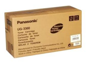 Panasonic Toner Cartridge Black Ug-3380
