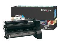 Lexmark C770 Ex Hy Toner Cyan 00c7720cx
